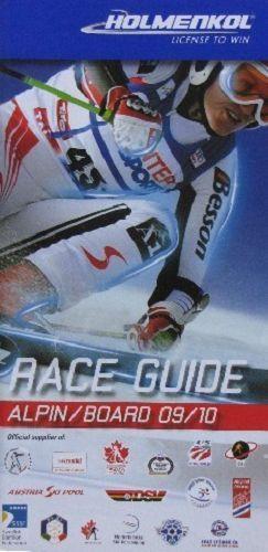 HOLMENKOL Race Guide Alpin/Board (deutsch)