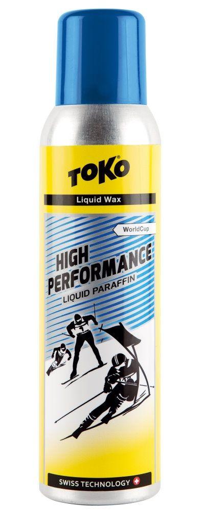 """TOKO High Performance Flüssig-Rennwax """"Liquid Paraffin"""" - BLUE"""
