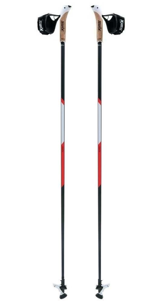 SWIX Nordic Walking Stöcke CT2 - JustClick / Twist&Go, 105cm