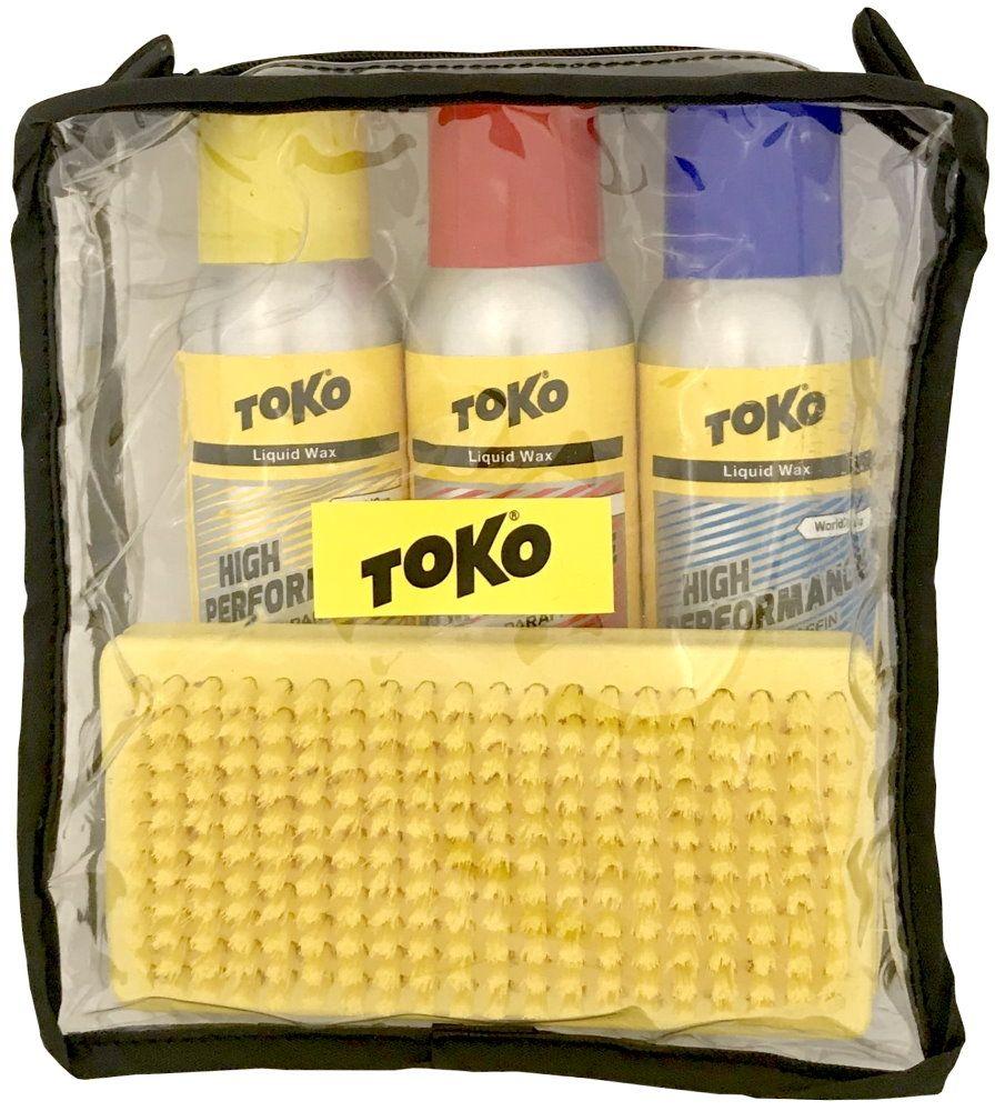"""TOKO High Performance Flüssig-Rennwax-Set """"Liquid Paraffin"""""""