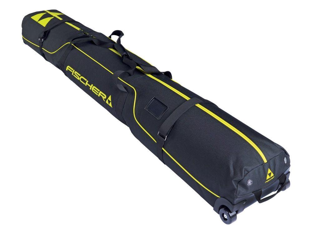 """FISCHER Alpinski-Doppeltasche """"Skicase Alpine Racing 2Pair"""", 195cm"""