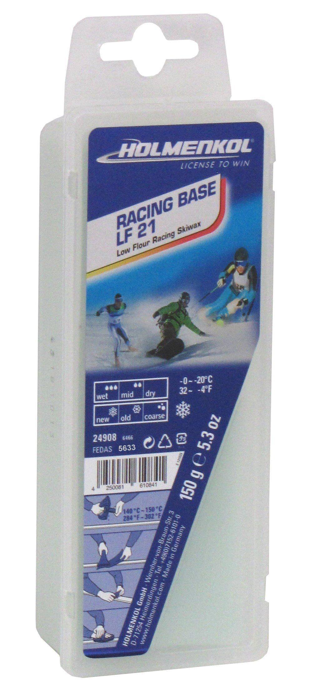 "HOLMENKOL Rennbasiswachs ""RacingBase LF 21"""