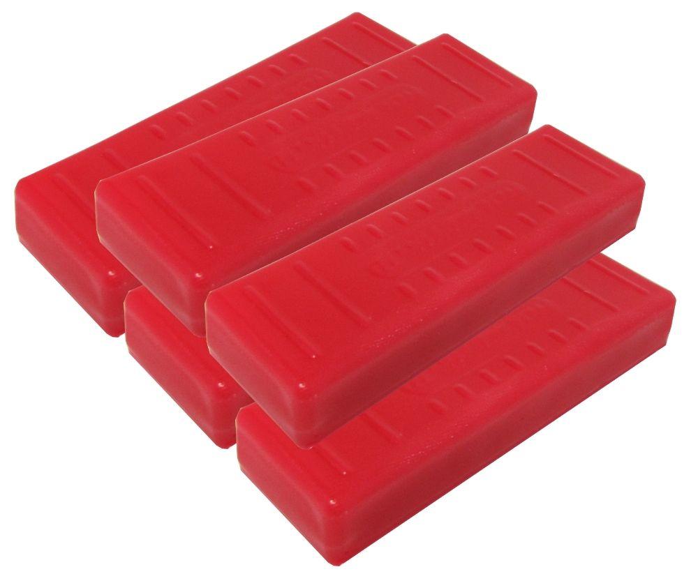 """HOLMENKOL Blockwax Betamix """"RED"""" (5 X 190g)"""