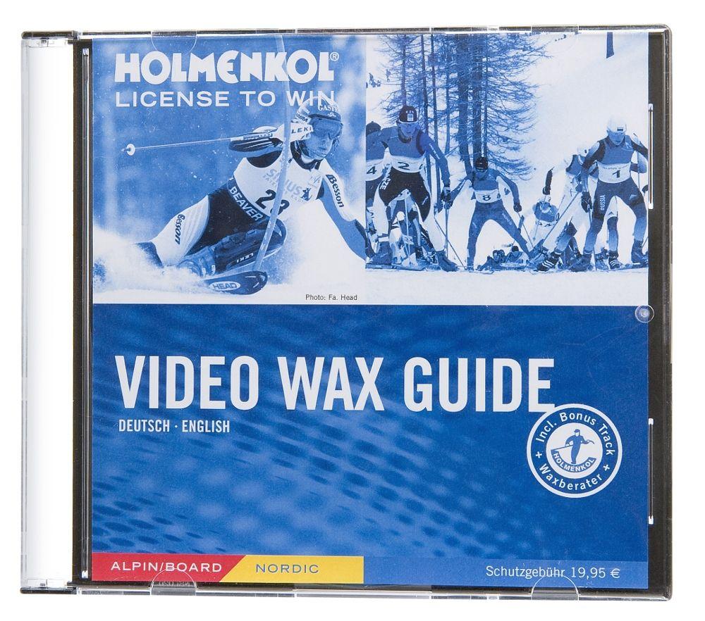 HOLMENKOL Video Wax Guide CD