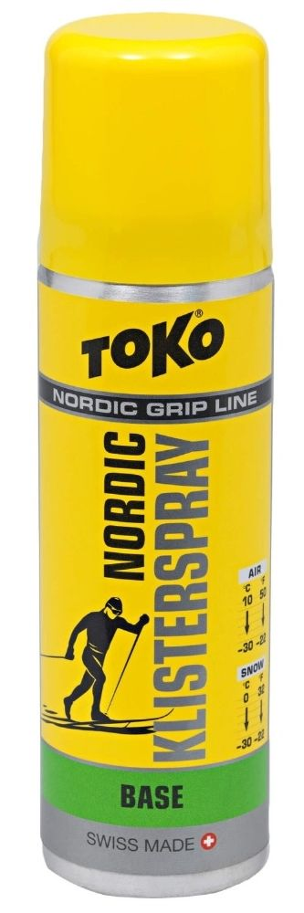 TOKO Nordic KlisterSpray Base GREEN