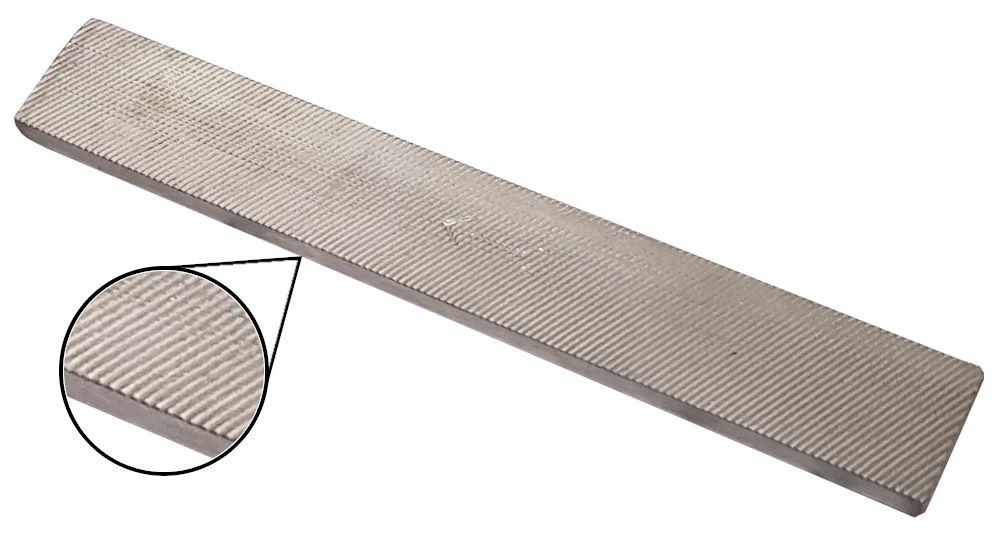 MARC® Feile - 120x20x4 - 11 Z/cm - Chrom