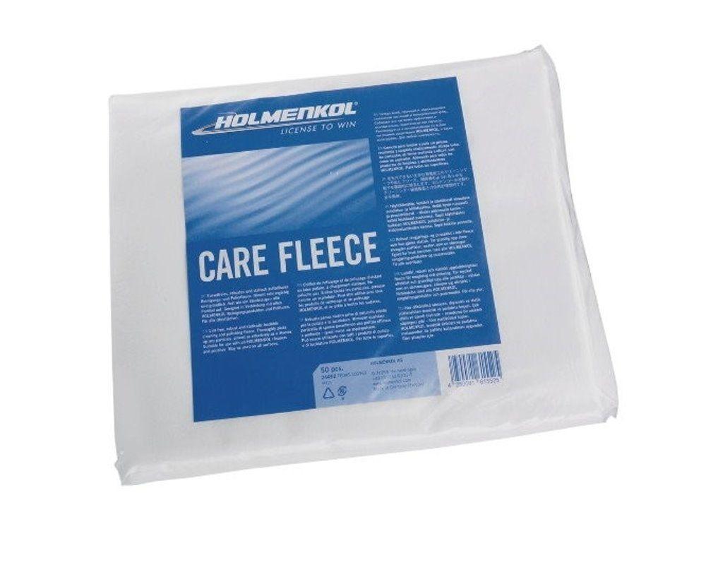 "HOLMENKOL Reinigungstuch ""CareFleece 20 X 30"" - 50 Blatt"