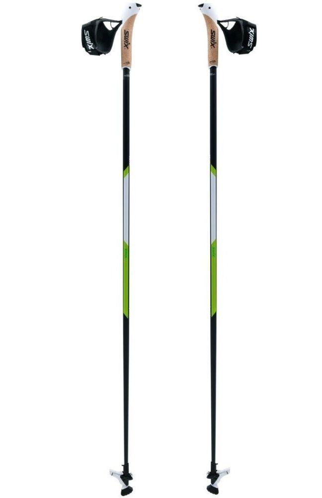 SWIX Nordic Walking Stöcke CT4 - JustClick / Twist&Go, 115cm