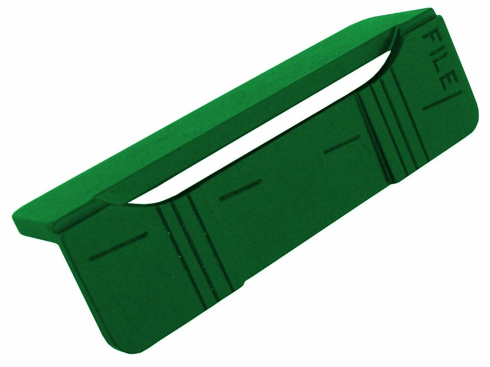 SNOLI Profi-Feilenhalter 86° - grün