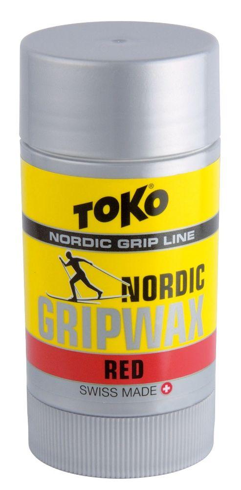TOKO Nordic Grip Wax RED