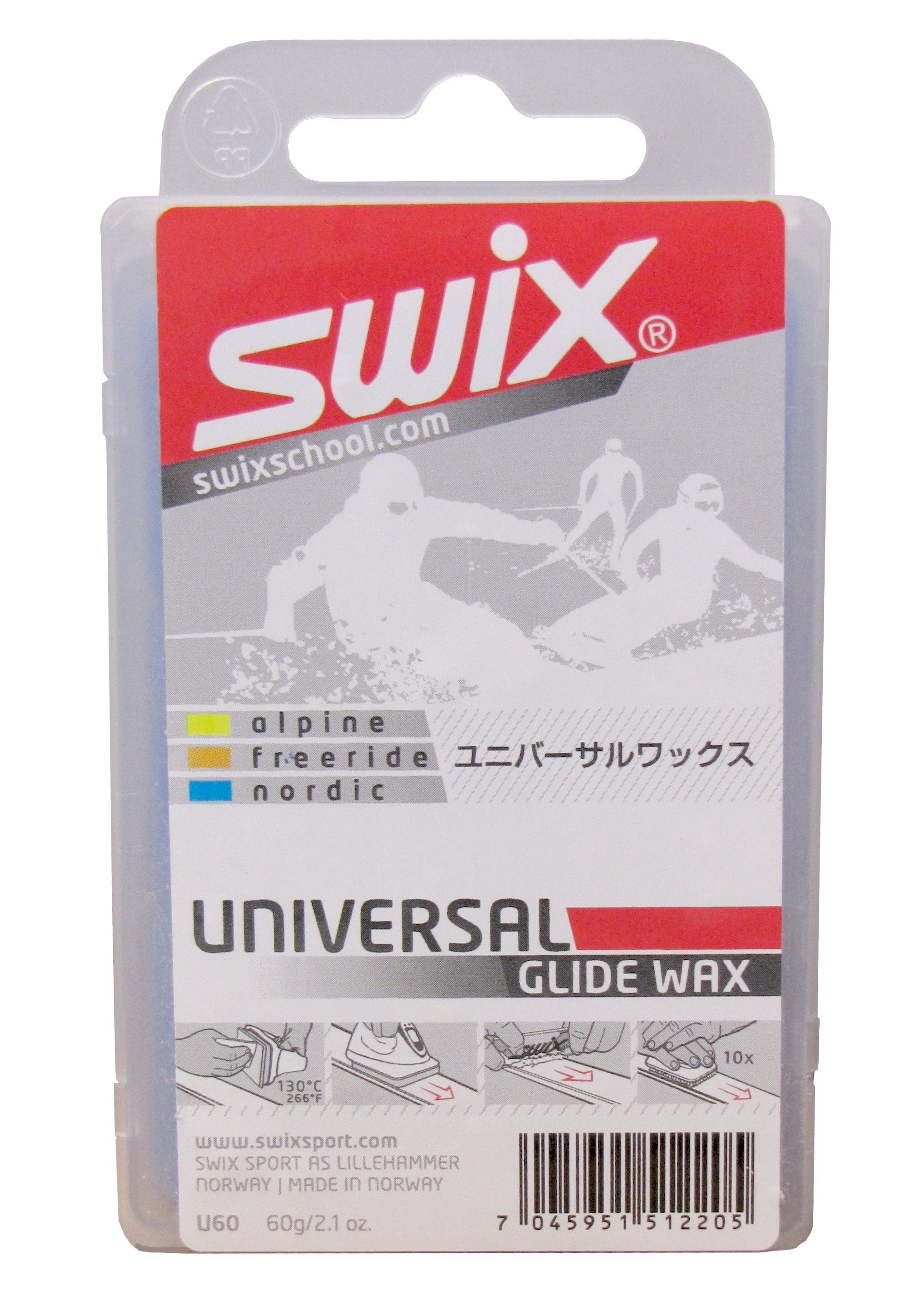 SWIX Easy Wax Universal - U60