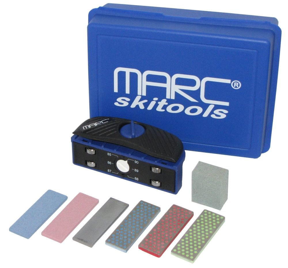 "MARC® Kantenschärfer-Set ""Edge Tuner Pro"" - 90° - 85°"