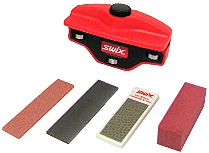 """SWIX Kantenschärfer-Set """"Professional Edger Kit"""""""