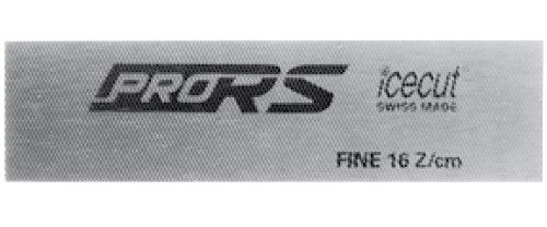 "Icecut Skifeile Pro RS ""fein / fine"""