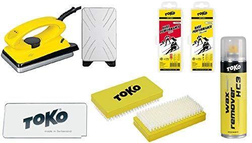 """TOKO Belag-Set """"Base Wax Plus + Clean"""""""