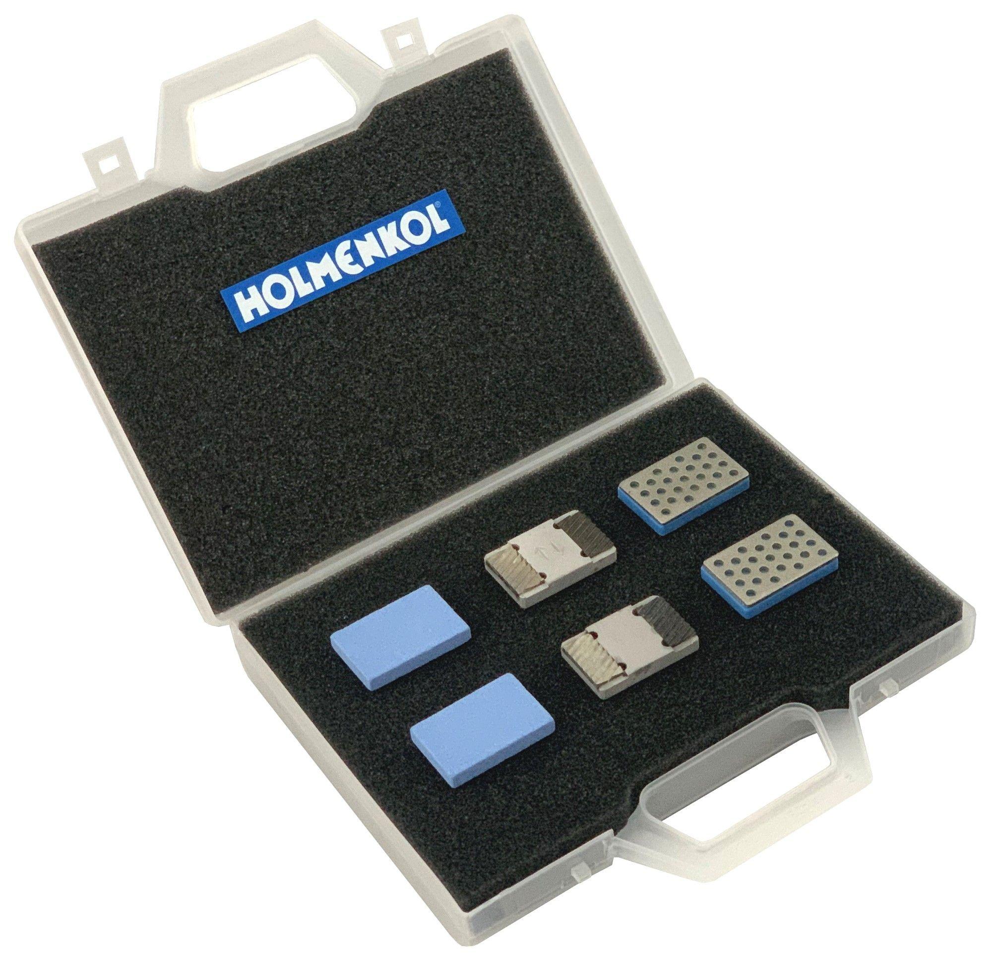 """HOLMENKOL Kantenschärfer-Set """"Oxide-Carbide-Diamond"""""""
