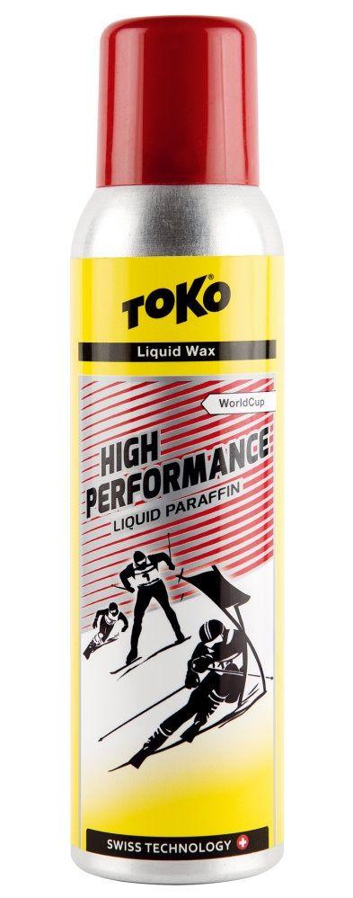 """TOKO High Performance Flüssig-Rennwax """"Liquid Paraffin"""" - RED"""