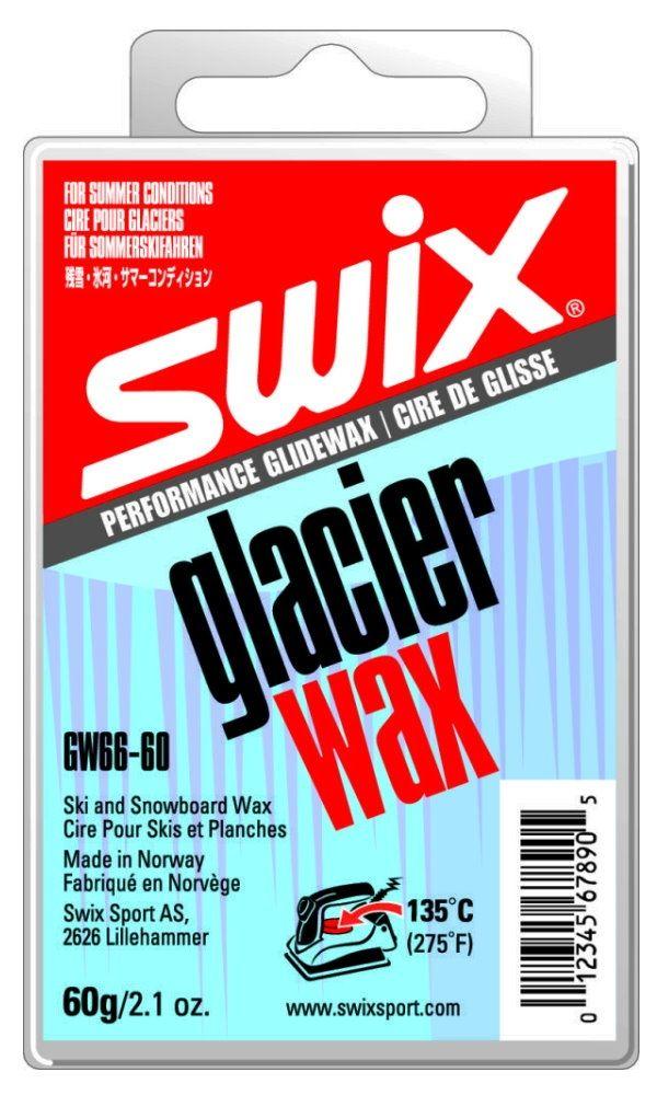 """SWIX Spezial-Gletscherwachs """"Glacier wax"""""""